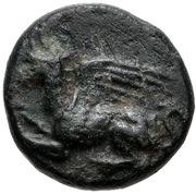 Bronze Æ10 - Doro- – obverse