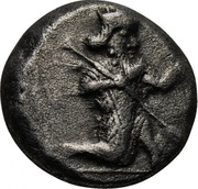 Siglos - Darius I / Xerxes I - 522-465 BC (THE ROYAL COINAGE - 3rd type A) – obverse