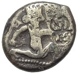 Siglos - Artaxerxes I / Darius II - 465-405 BC (THE ROYAL COINAGE - 4th type A - early) – obverse