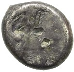 Siglos - Artaxerxes I / Darius II - 465-405 BC (THE ROYAL COINAGE - 4th type A - early) – reverse