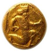 Daric - Artaxerxes I / Darius III - 465-330 BC (THE ROYAL COINAGE - 4th type) – obverse
