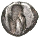 Siglos - Artaxerxes I / Artaxerxes II - 465-358 BC (THE ROYAL COINAGE - 3rd type B - late) – reverse
