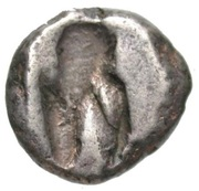 Siglos - Artaxerxes I / Artaxerxes II (THE ROYAL COINAGE - 3rd type B - late) – reverse