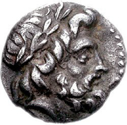 Hemidrachm (Epidauros) – obverse