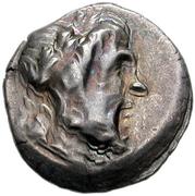 Hemidrachm (Megara) – obverse