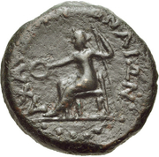 Tetrachalkon (Kleonai) – reverse