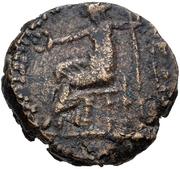 Tetrachalkon (Pellene) – reverse