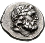 Hemidrachm (Sikyon) – obverse