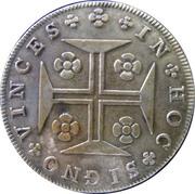150 Réis - Maria I – reverse