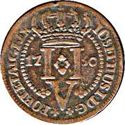 5 Réis - José I – reverse