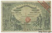 10,000 Reis Ouro – obverse