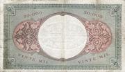20000 Reis (20 Mil Reis) – reverse