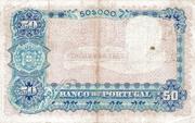 50000 Reis (50 Mil Reis) – reverse
