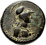 Bronze Æ23 - Diodotos – obverse