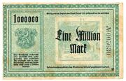 1 000 000 Mark – reverse