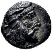 Bronze Æ10 – obverse
