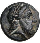 Bronze Æ12 -  obverse
