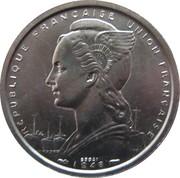 2 Francs (Essai) -  obverse