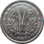 2 Francs (Essai) -  reverse