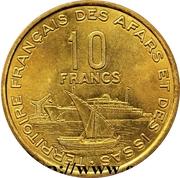10 Francs – reverse