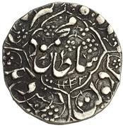 1 Rupee - Mahmud Shah (Peshawar mint) -  obverse