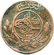 5 Pul - Amanullah -  obverse