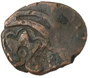 1 Falus - Ayub Shah (Kabul mint) – obverse
