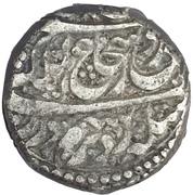 1 Rupee - Shah Shuja al-Mulk -  reverse