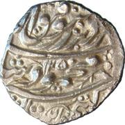 1 Rupee - Mahmud (Bahawalpur mint) -  reverse