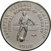 500 Afghanis (European Soccer Championship) – reverse