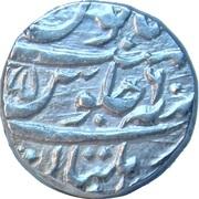 1 Rupee - Taimur Shah (Multan Mint) -  reverse