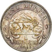 1 Shilling - George V -  reverse