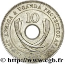 10 Cents - Edward VII – reverse