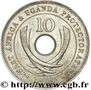 10 Cents - Edward VII -  reverse