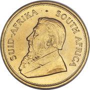 1 Ounce Krugerrand – obverse