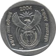 1 Rand (iNingizimu Afrika - uMzantsi Afrika) -  obverse