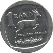 1 Rand (iNingizimu Afrika - uMzantsi Afrika) -  reverse