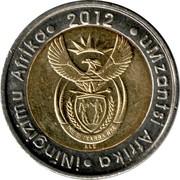 5 Rand (iNingizimu Afrika - uMzantsi Afrika) -  obverse