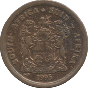 1 Cent (SOUTH AFRICA - SUID-AFRIKA) -  obverse