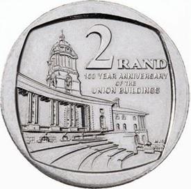 (原创)南非总统府100周年纪念币 - 六一儿童 - 译海拾蚌