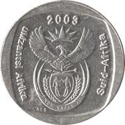 1 Rand (uMzantsi Afrika - Suid-Afrika) -  obverse