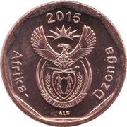 10 Cents (Tsonga Legend - Afrika-Dzonga) -  obverse