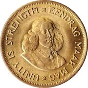 1 Cent (1st decimal series) -  obverse