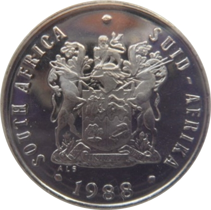 10 Cents (SOUTH AFRICA - SUID-AFRIKA) - South Africa – Numista