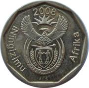 10 Cents (Zulu Legend - iNingizimu Afrika) -  obverse