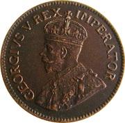 ½ Penny - George V (½ Penny) – obverse