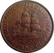 1 Penny George V (1 Penny 1) -  reverse
