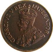 1 Penny George V (Penny) -  obverse