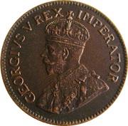 1 Penny George V (1D) – obverse