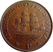 1 Penny George V (1D) – reverse